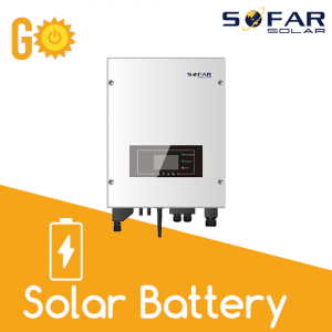 Sofar HYD3000 Hybrid Inverter 2.4kWh