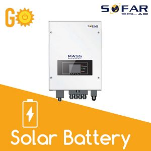 Solax X1 Hybrid 4 5kWh 3 0T Triple Power Battery - GO Solar