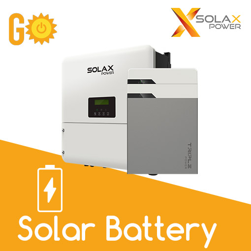 Solax X1 Hybrid 4.5kWh 3.0T Triple Power Battery