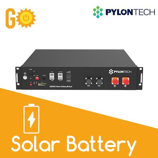 Pylon US2000 2.4kWh Solar Battery