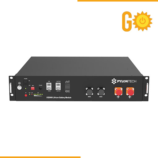 Pylontech US2000 2.4kWh Solar Battery